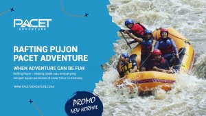 rafting pujon batu malang harga promo new normal